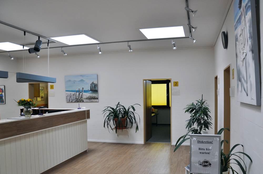Arztpraxis Wankendorf Anmeldung