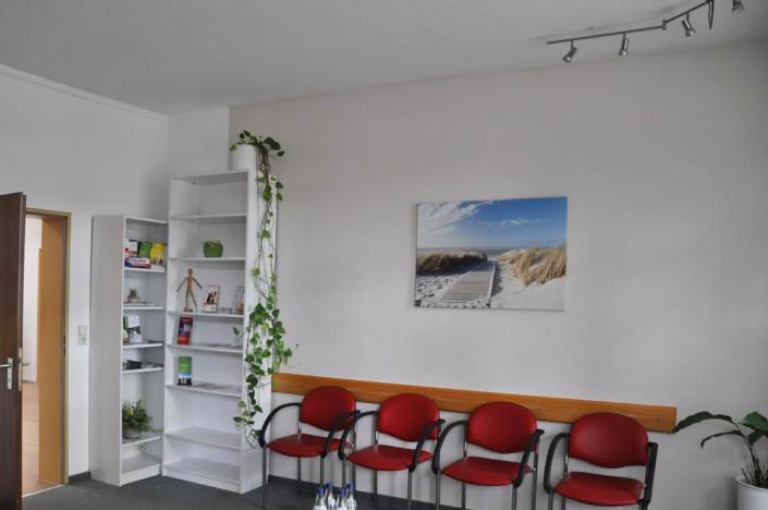 Arztpraxis Wankendorf Wartezimmer